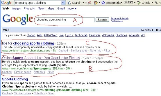 Article Ads Services Significantly Raised Customer Ranking in Google Search Results
