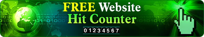 Free Website Hit Counter