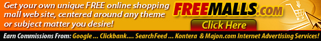 Freemalls.com provides free web 2.0 shoping mall sites