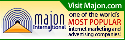 Majon.com the Web's MOST POPULAR Internet Marketing Company