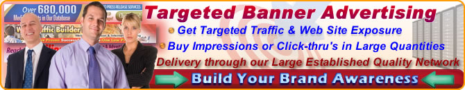 Banner Marketing & Banner Promotion, Website Promotion image
