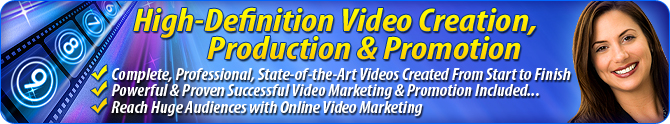 Video Marketing & Promotion Service